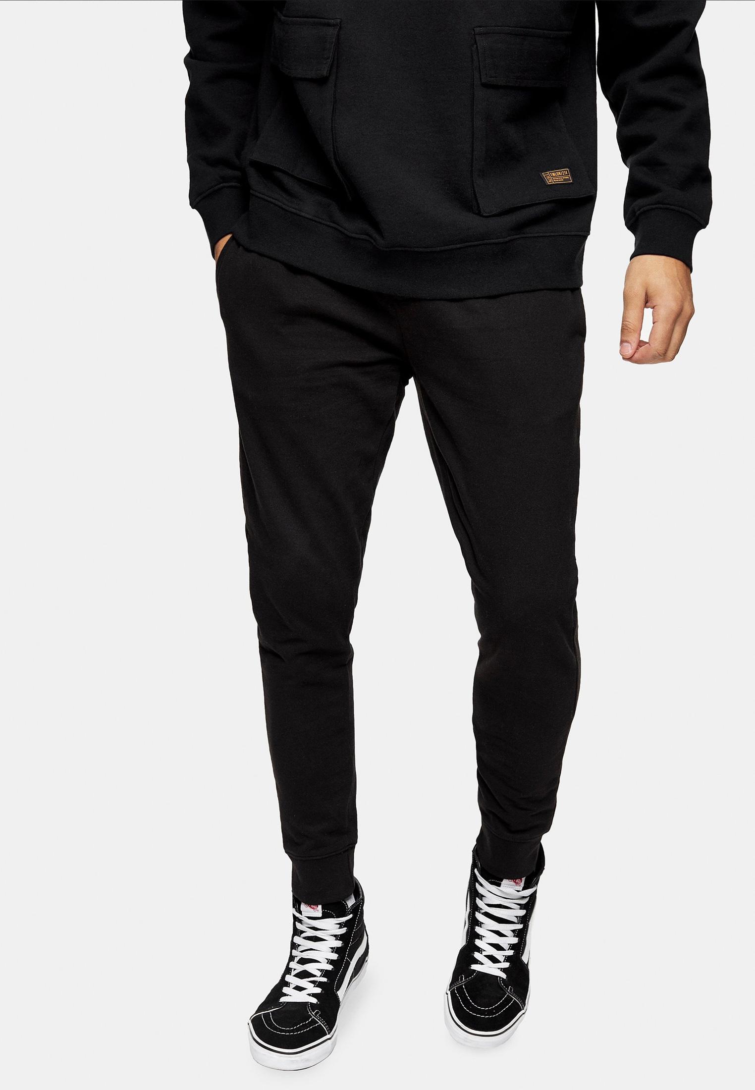 Мужские спортивные брюки Topman (Топмэн) 71U64RBLK