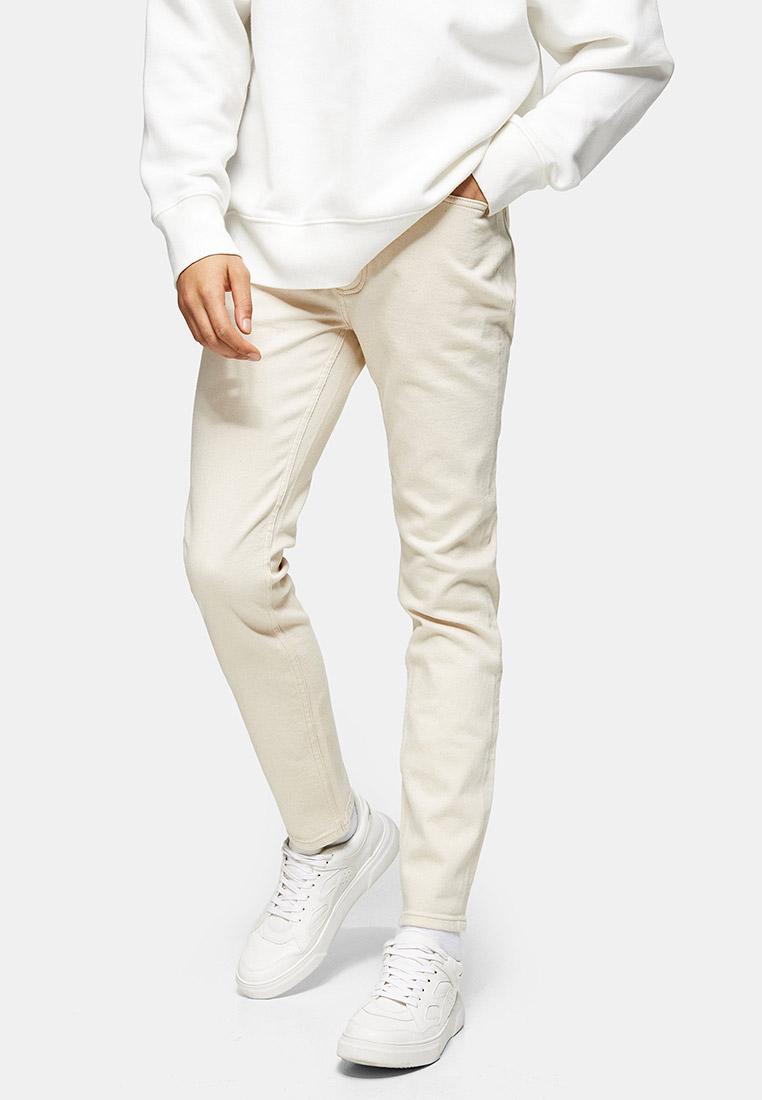 Зауженные джинсы Topman (Топмэн) 69A04TSTN