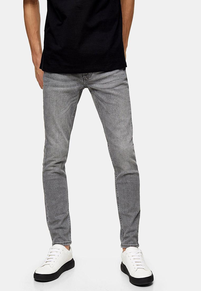 Зауженные джинсы Topman (Топмэн) 69C02TGRY
