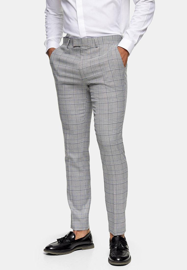 Мужские повседневные брюки Topman (Топмэн) 87T17UGRY