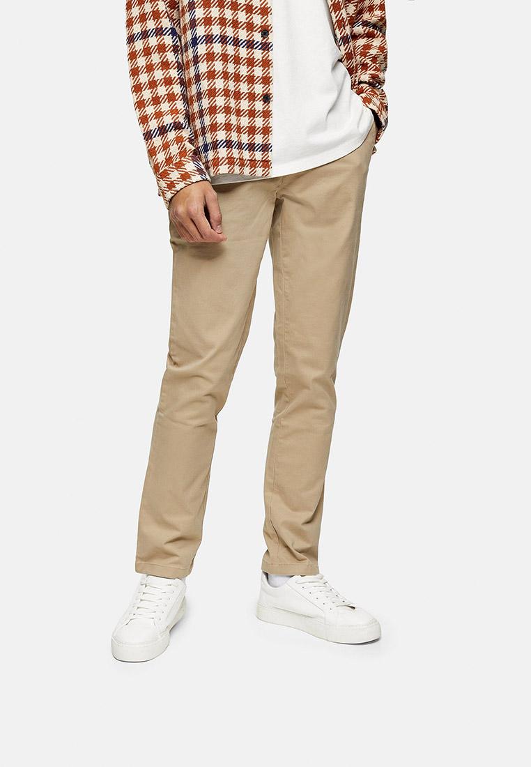 Мужские повседневные брюки Topman (Топмэн) 68L42TSTN