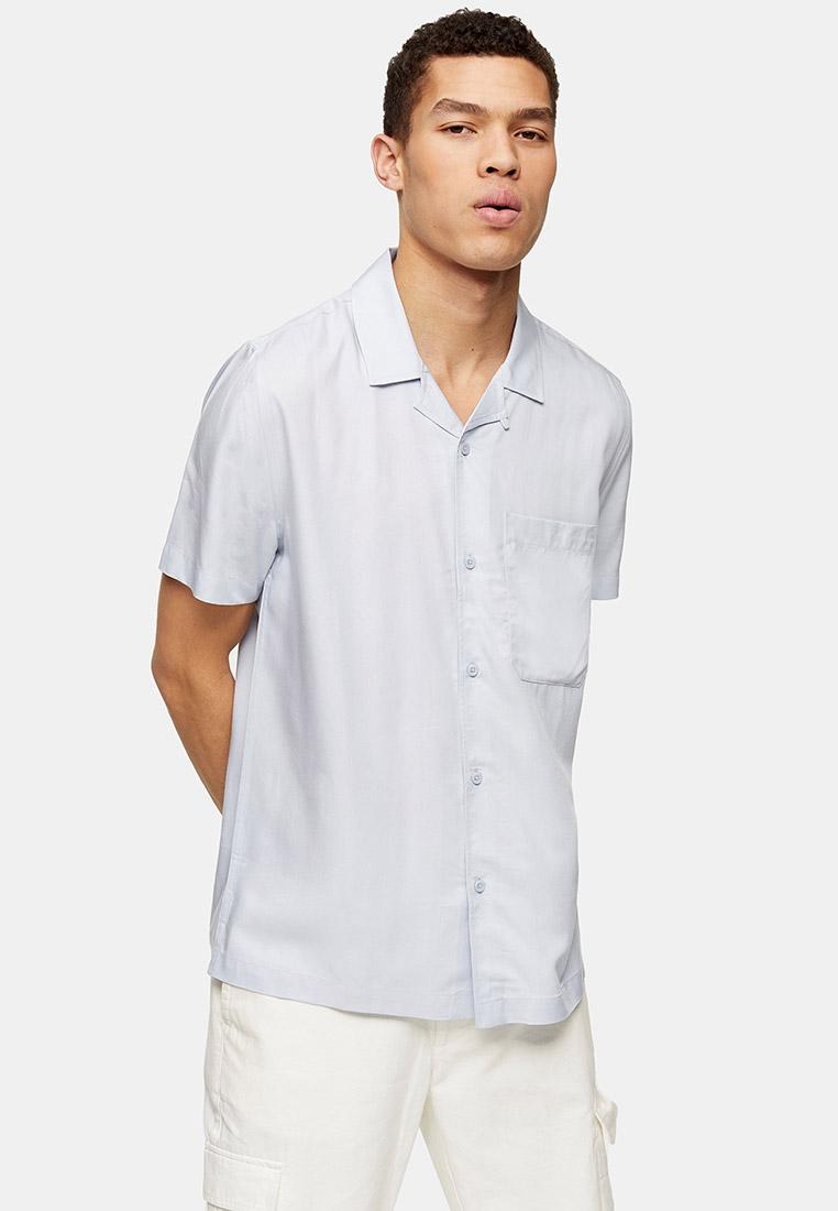 Рубашка с длинным рукавом Topman (Топмэн) 83P10UBLE