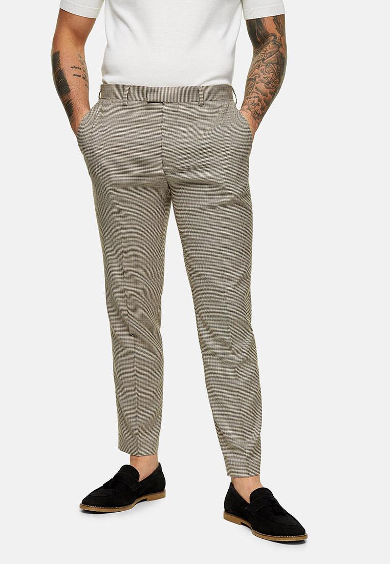 Мужские классические брюки Topman (Топмэн) 87T15UBRN