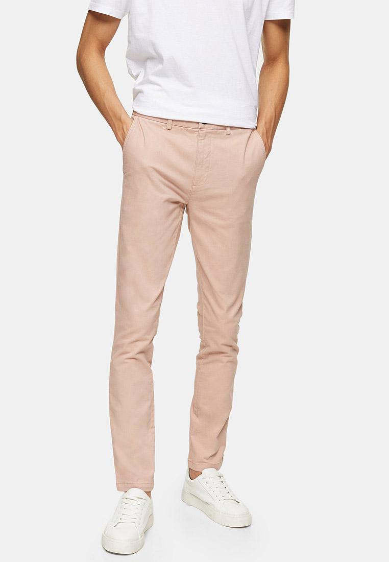 Мужские повседневные брюки Topman (Топмэн) 68D20TPNK