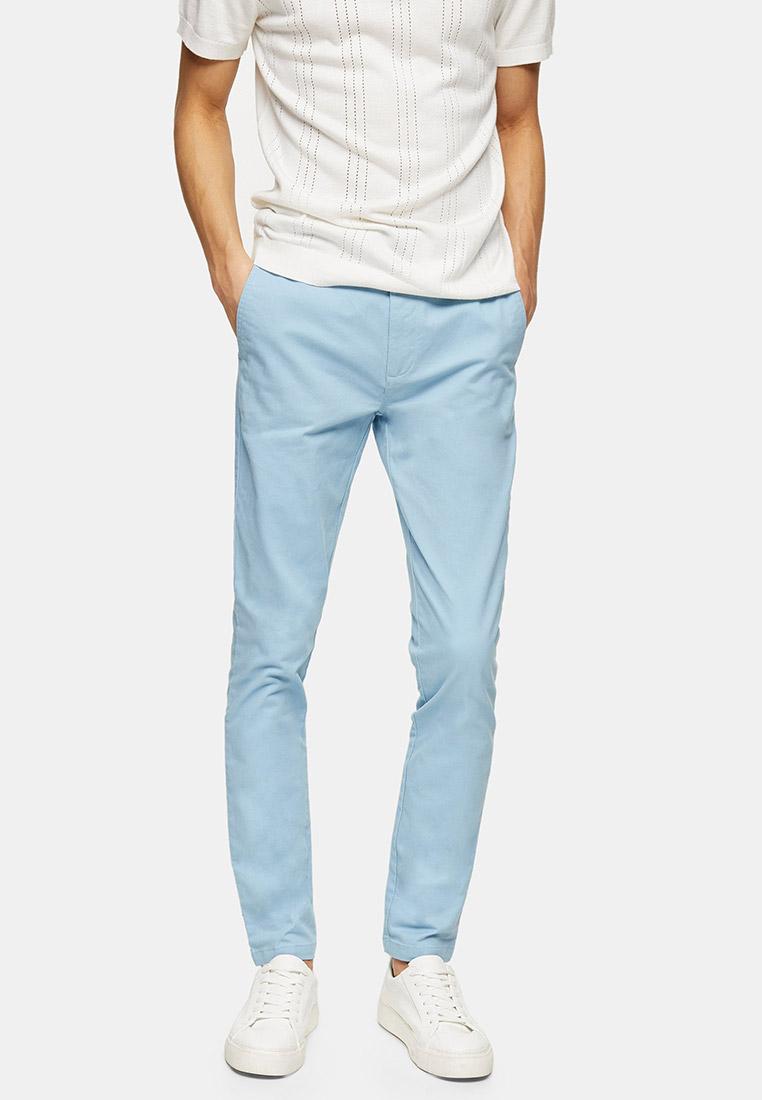 Мужские прямые брюки Topman (Топмэн) 68D21TBLE