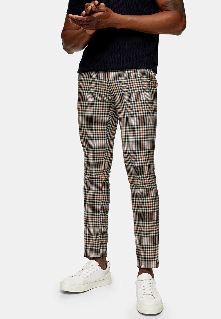 Мужские прямые брюки Topman (Топмэн) 68F90TMUL