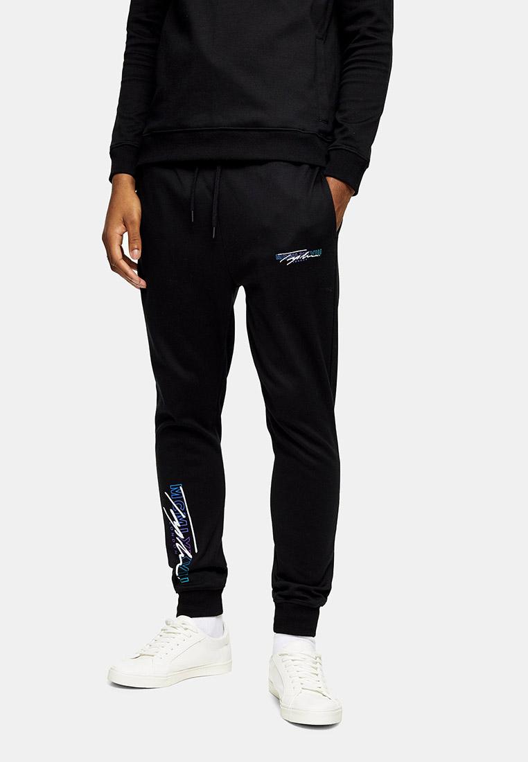 Мужские спортивные брюки Topman (Топмэн) 71C16ABLK