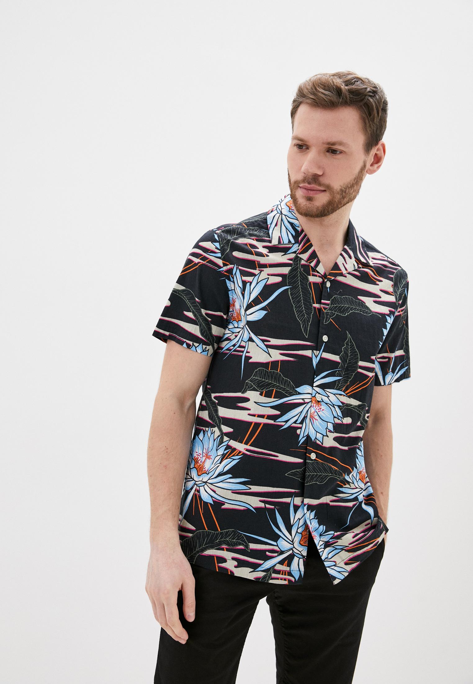 Рубашка с длинным рукавом Topman (Топмэн) 83D21UMUL