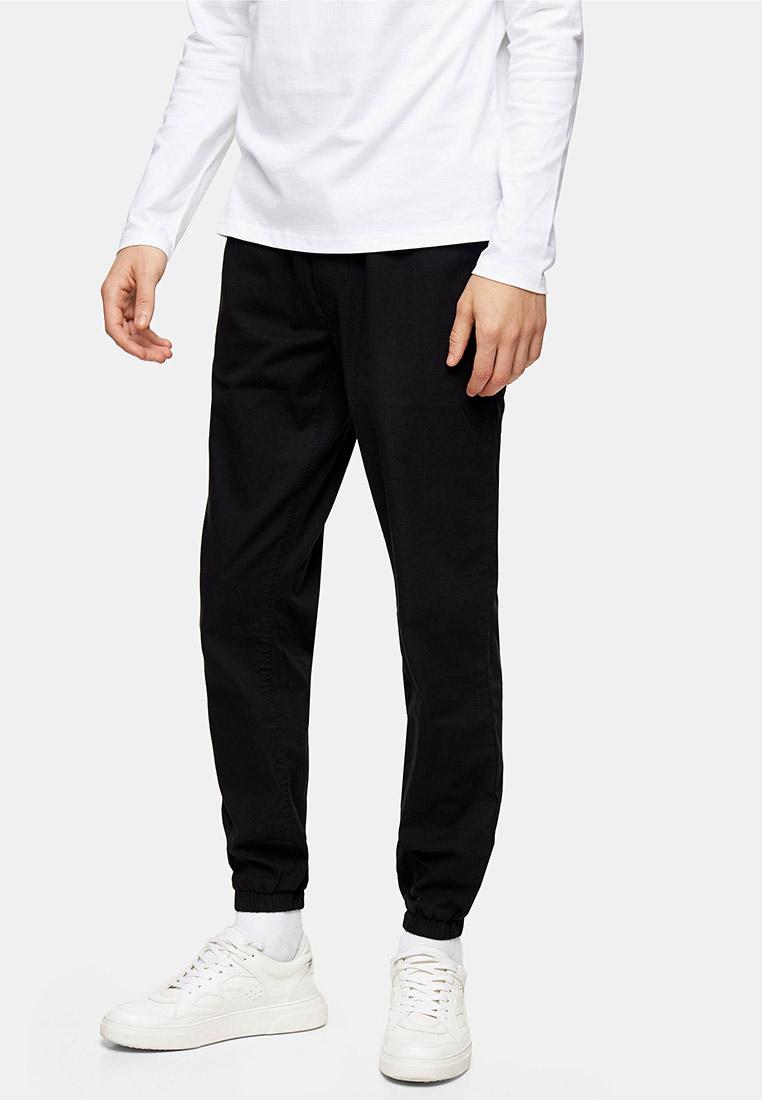 Мужские спортивные брюки Topman (Топмэн) 68N61TBLK