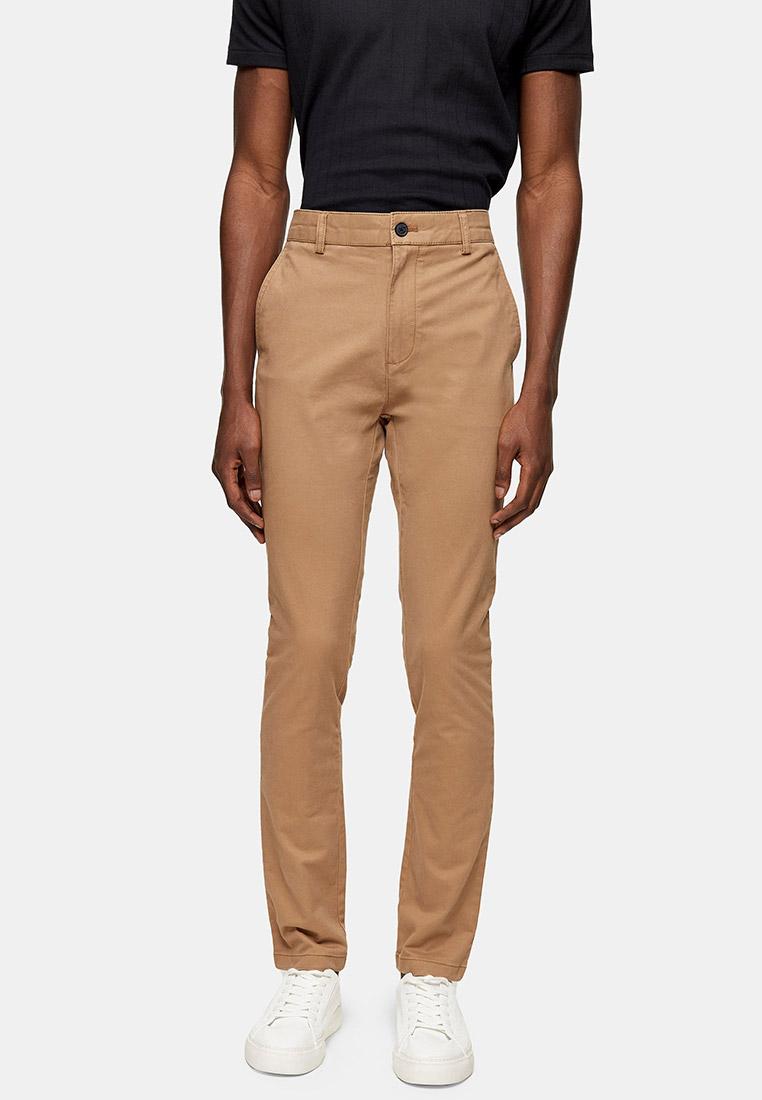 Мужские повседневные брюки Topman (Топмэн) 68D17TCAM