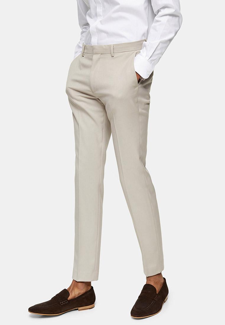 Мужские классические брюки Topman (Топмэн) 87T02USTN