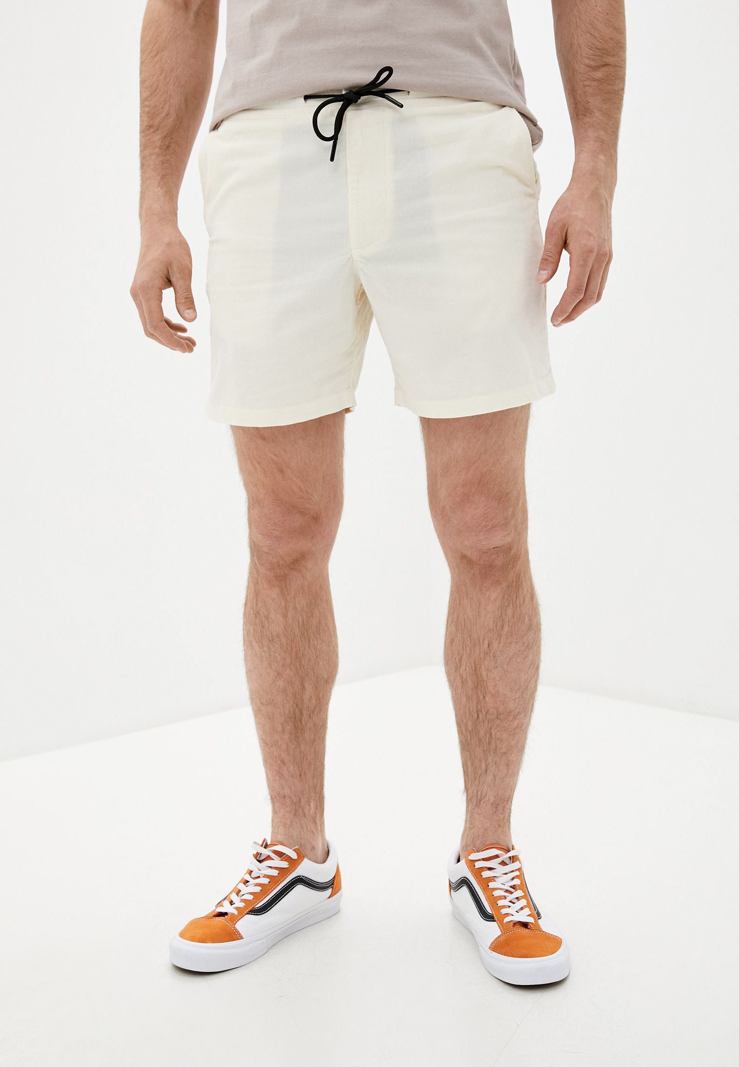 Мужские повседневные шорты Topman (Топмэн) 33U13SSTN
