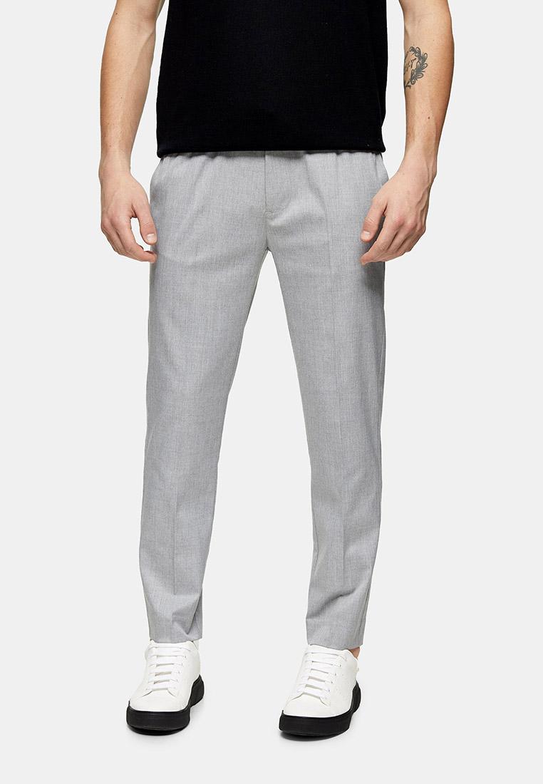 Мужские классические брюки Topman (Топмэн) 68E01TGRY