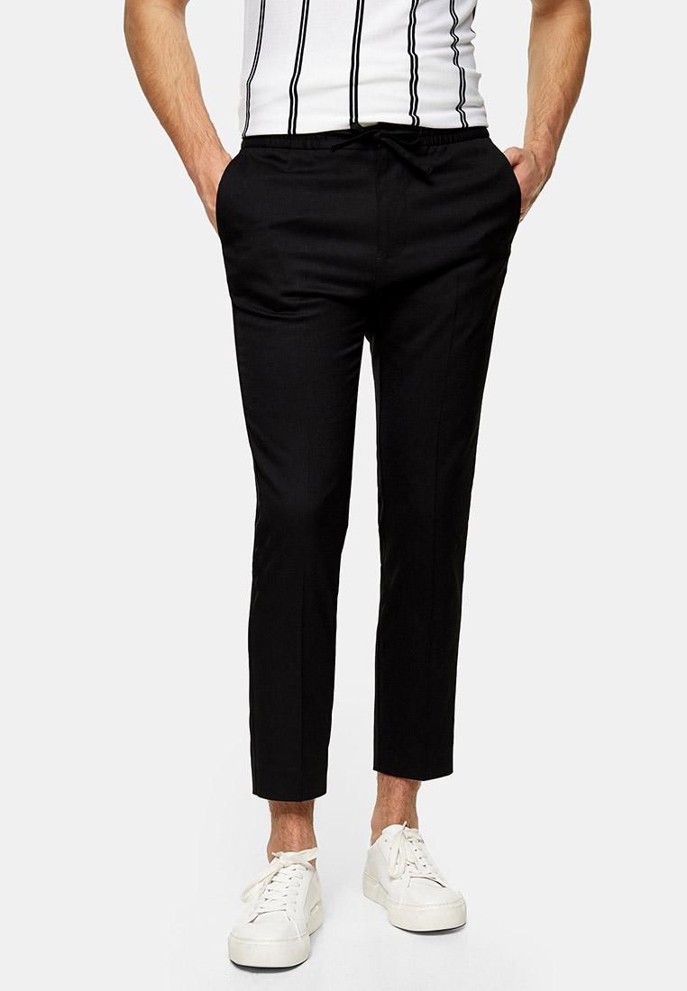 Мужские повседневные брюки Topman (Топмэн) 68E02TBLK