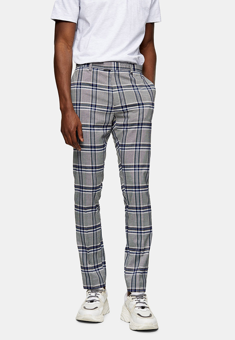Мужские повседневные брюки Topman (Топмэн) 68F81TNAV