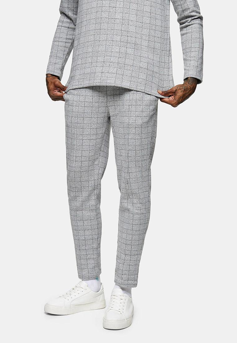 Мужские повседневные брюки Topman (Топмэн) 71J50VGRY