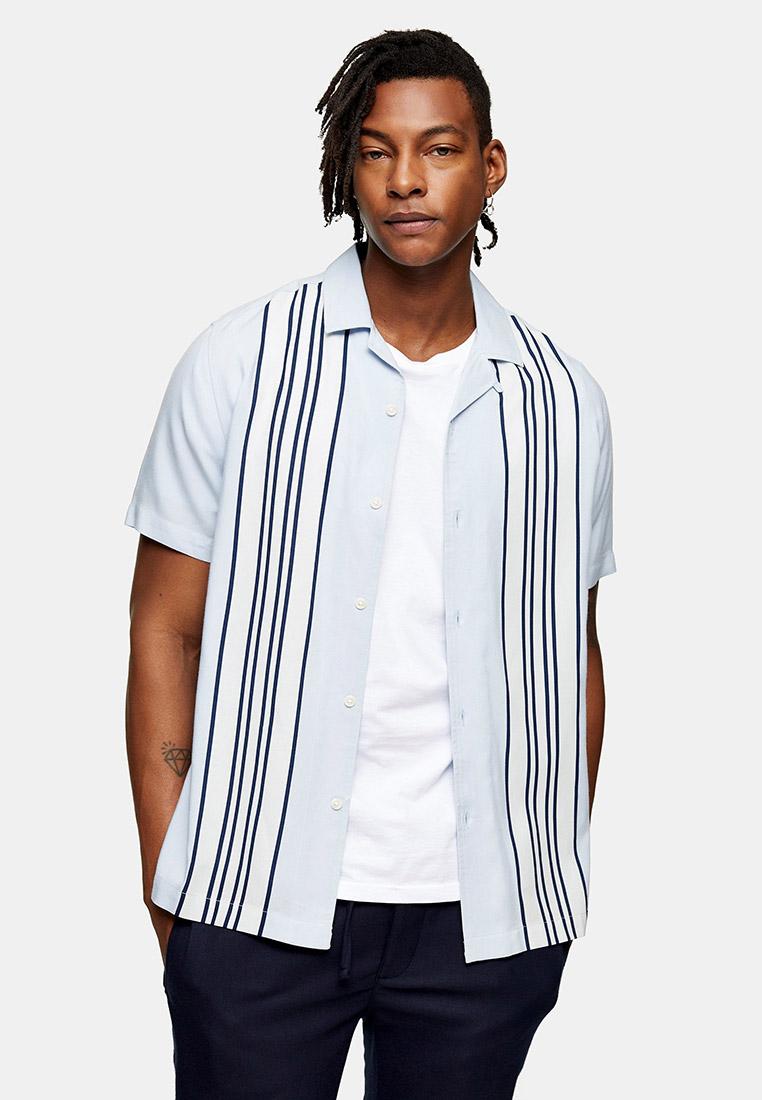 Рубашка с длинным рукавом Topman (Топмэн) 83M17UBLE