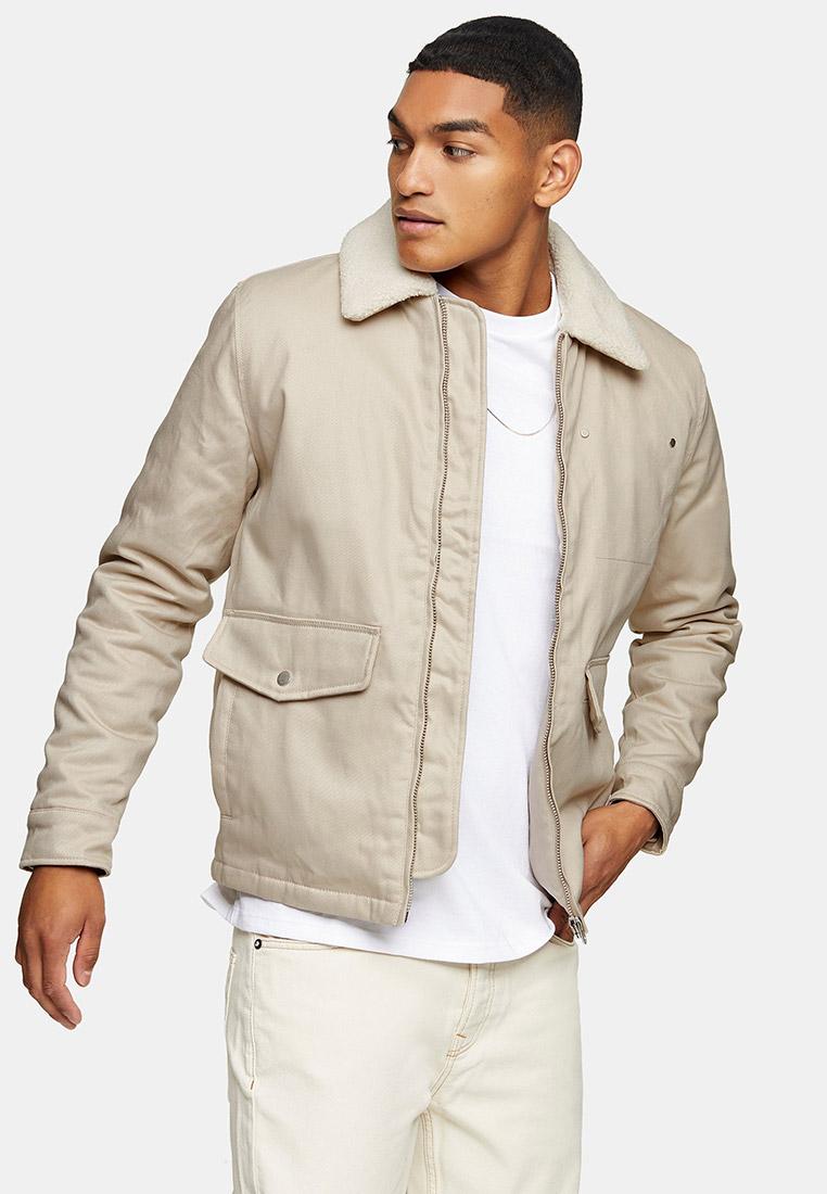Утепленная куртка Topman (Топмэн) 64J21USTN
