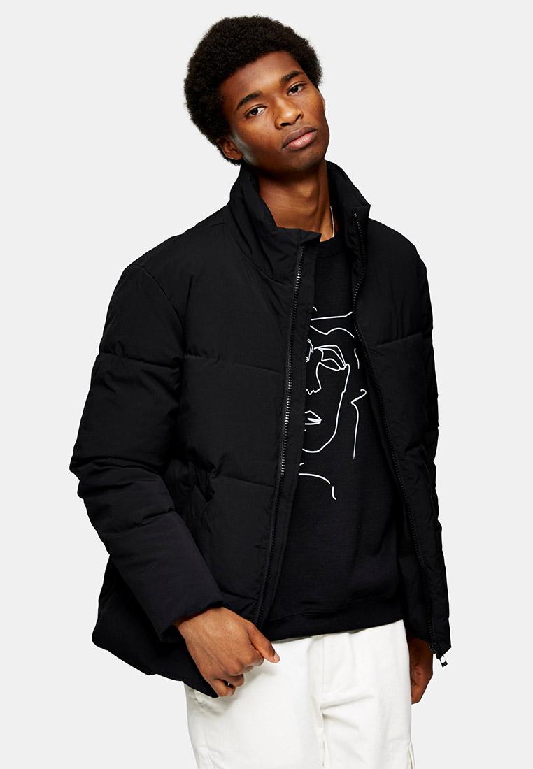 Утепленная куртка Topman (Топмэн) 64T00UBLK