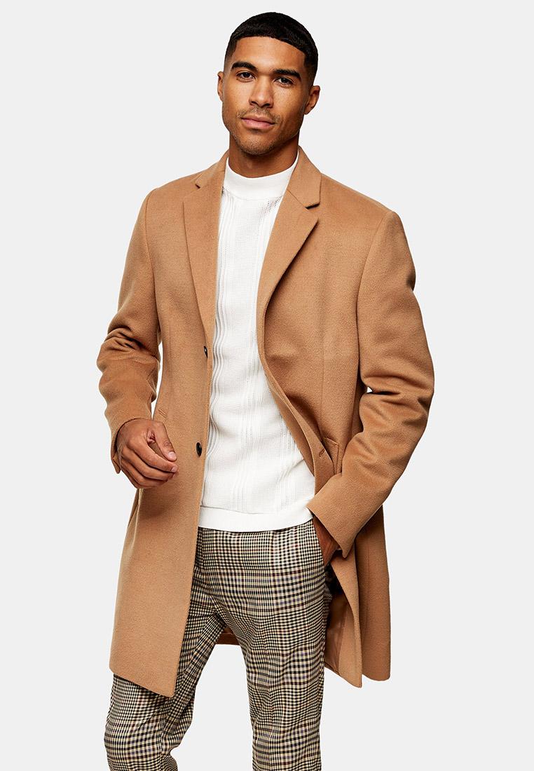 Мужские пальто Topman (Топмэн) 64D00UBRN