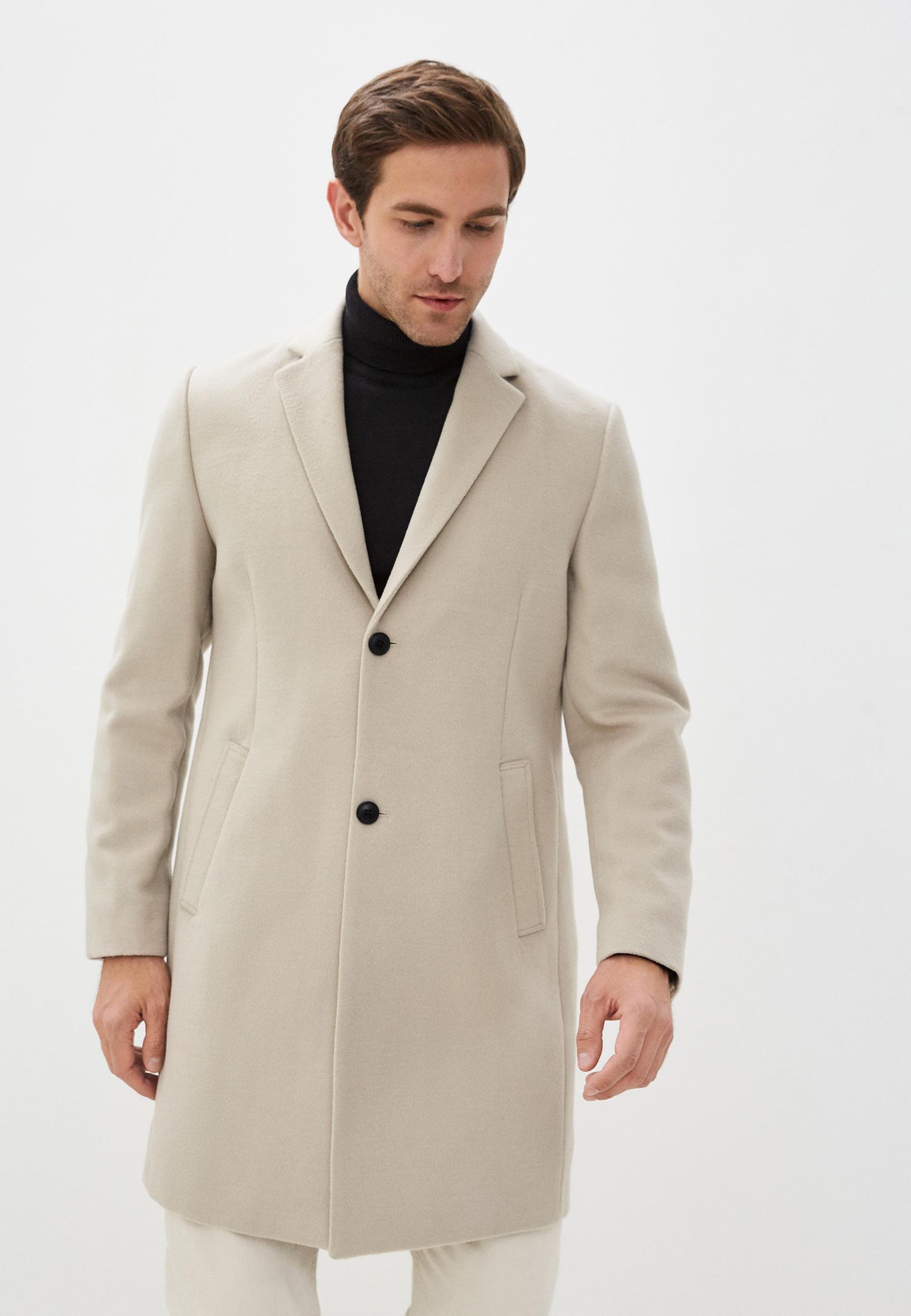 Мужские пальто Topman (Топмэн) 64D02USTN