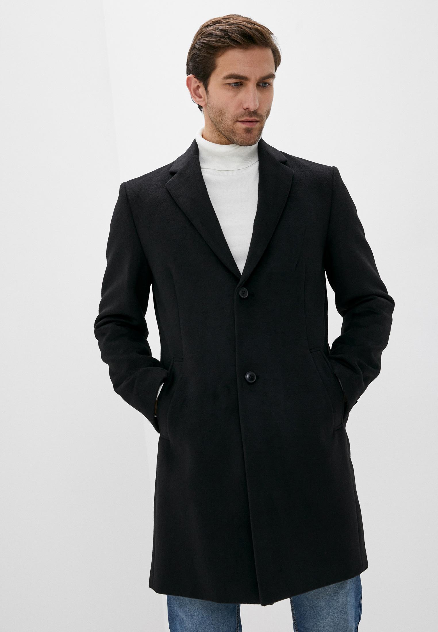Мужские пальто Topman (Топмэн) 64D01UBLK