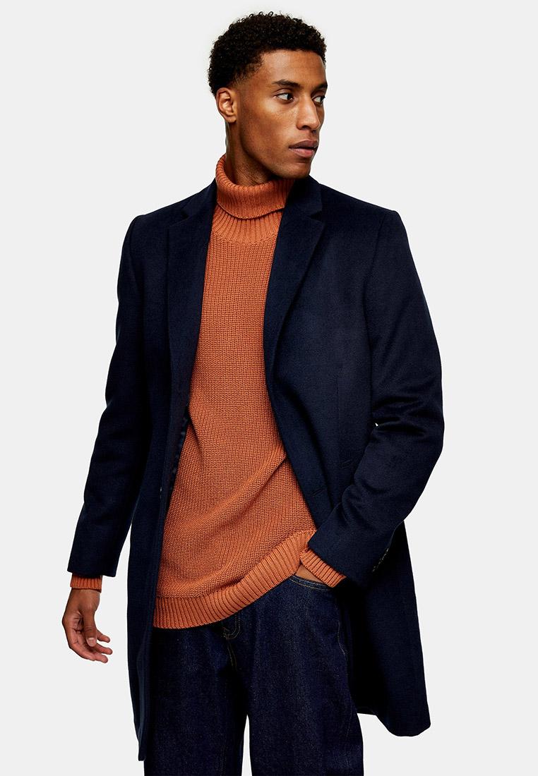 Мужские пальто Topman (Топмэн) 64D04UNAV