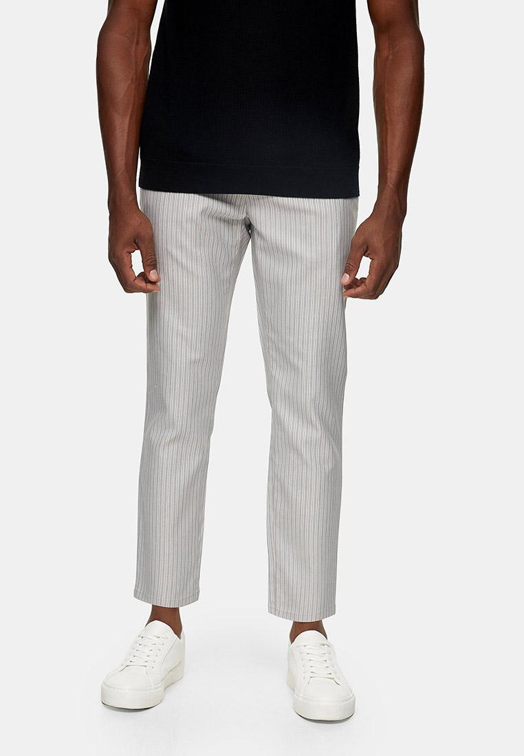 Мужские повседневные брюки Topman (Топмэн) 68F15TGRY