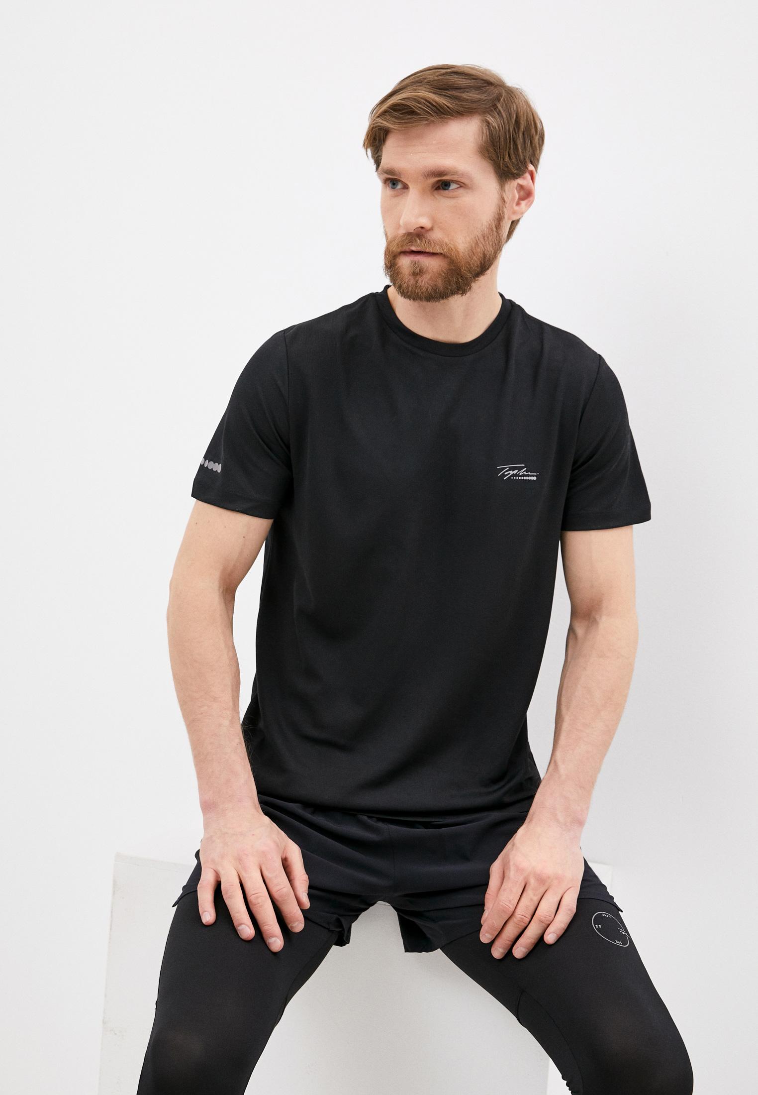 Спортивная футболка Topman (Топмэн) 71M16UBLK