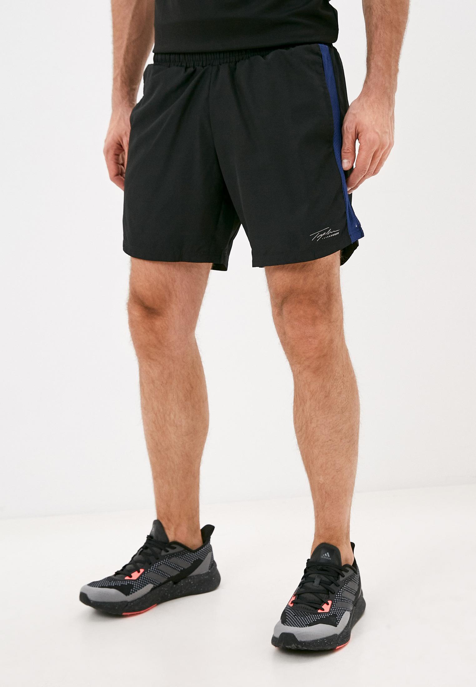Мужские спортивные шорты Topman (Топмэн) 71M32UBLK
