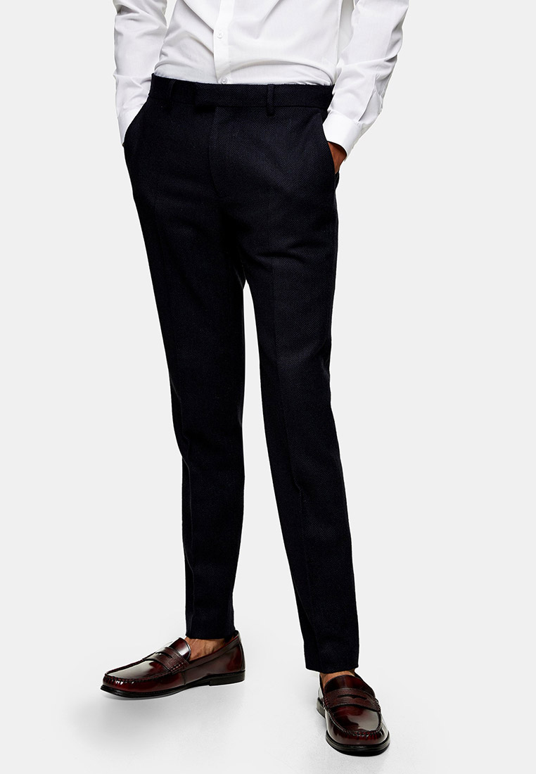 Мужские классические брюки Topman (Топмэн) 87T19VNAV