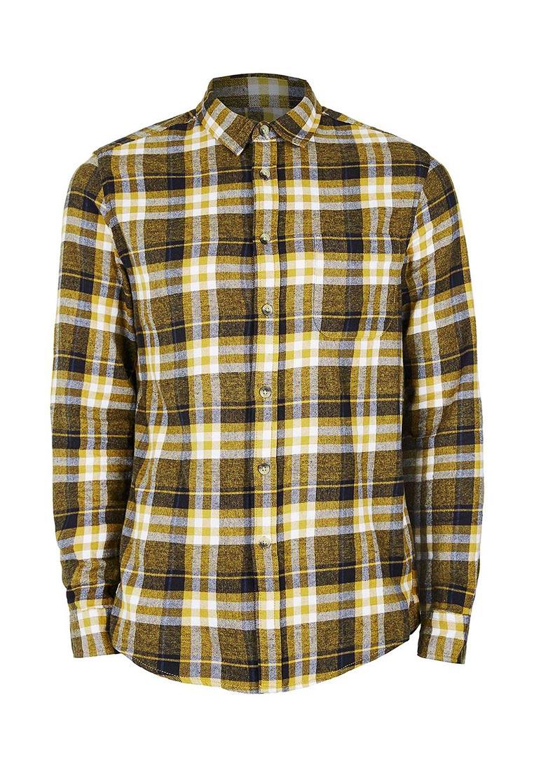 Рубашка с длинным рукавом Topman (Топмэн) 83C49MYLW