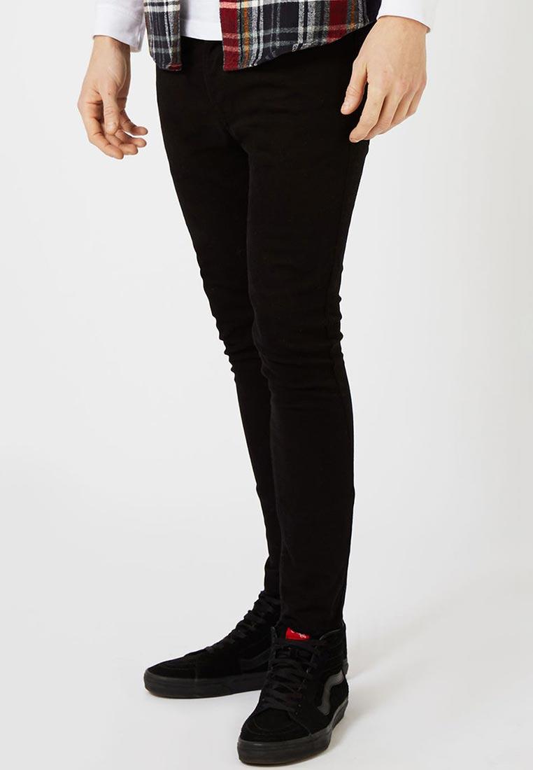 Мужские повседневные брюки Topman (Топмэн) 68F04OBLK: изображение 1