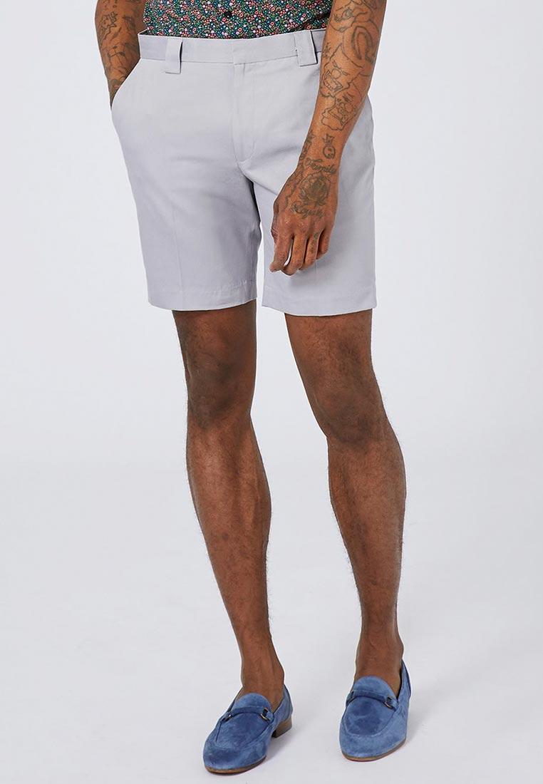 Мужские повседневные шорты Topman (Топмэн) 88M10OGRY: изображение 1