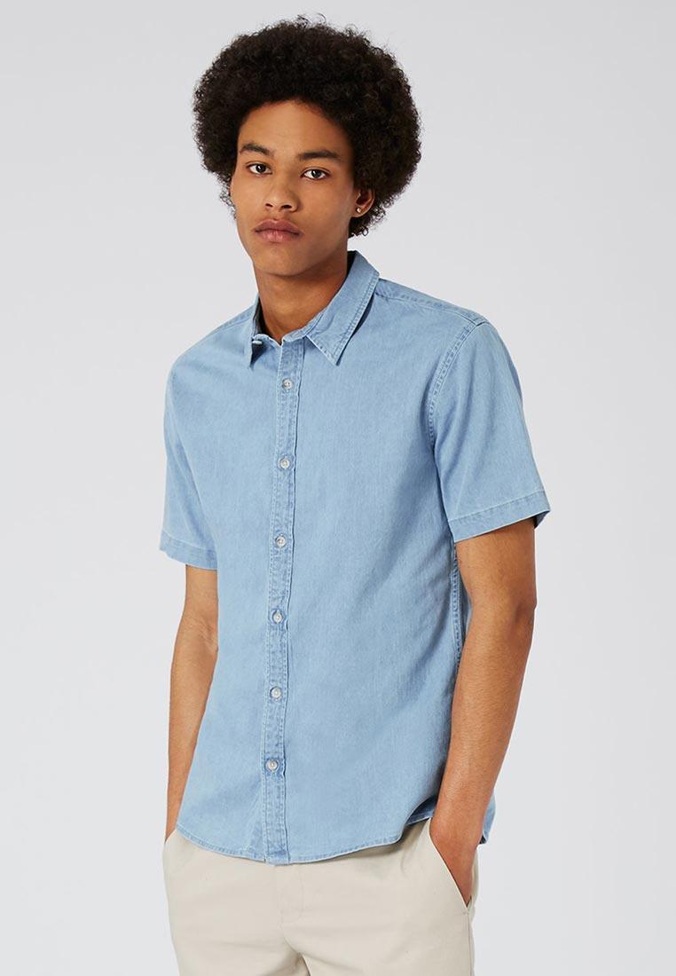 Рубашка с длинным рукавом Topman (Топмэн) 83S10NBLC
