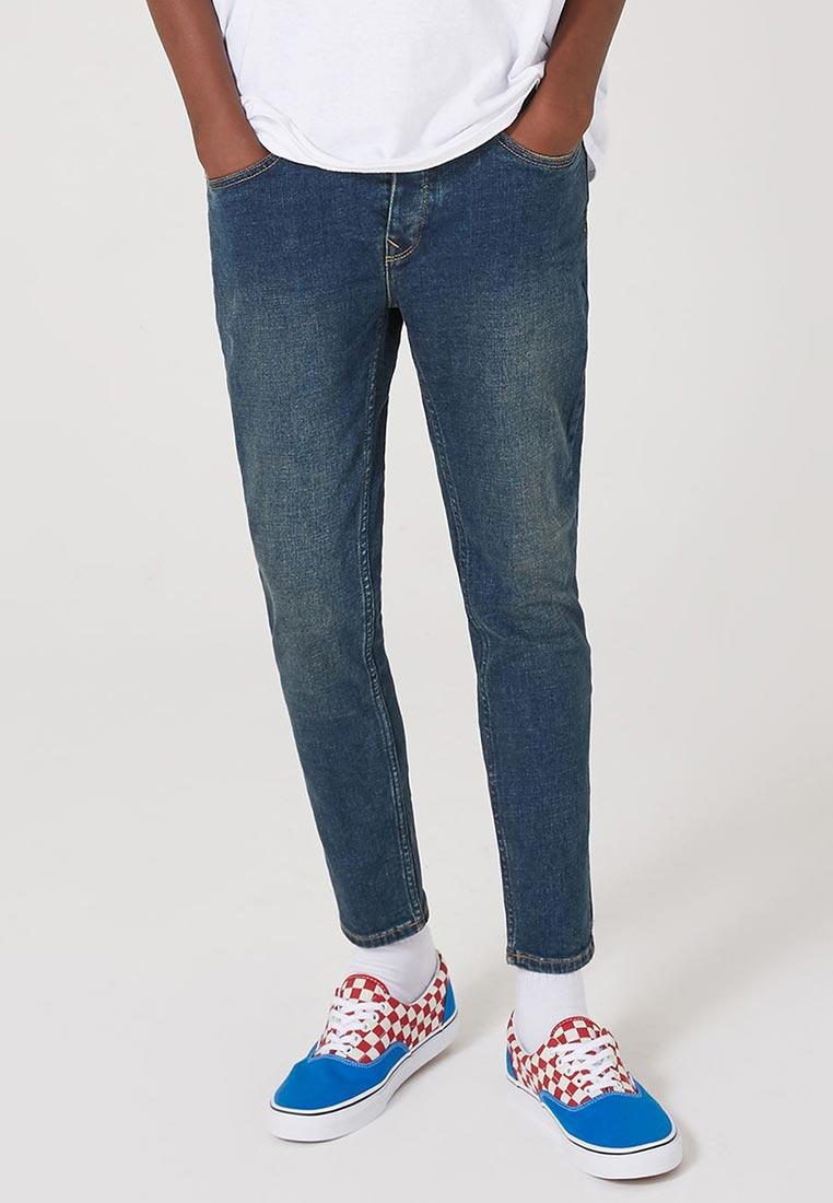 Зауженные джинсы Topman (Топмэн) 69D20ODST: изображение 1