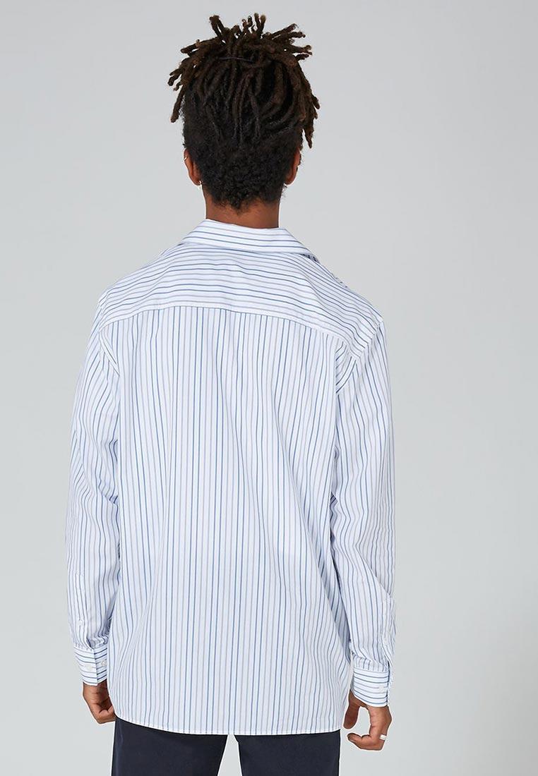 Рубашка с длинным рукавом Topman (Топмэн) 84C04OWHT: изображение 2