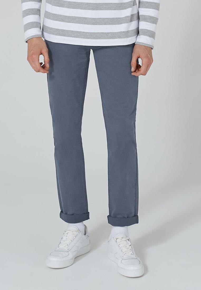 Мужские повседневные брюки Topman (Топмэн) 68L11ONAV: изображение 1