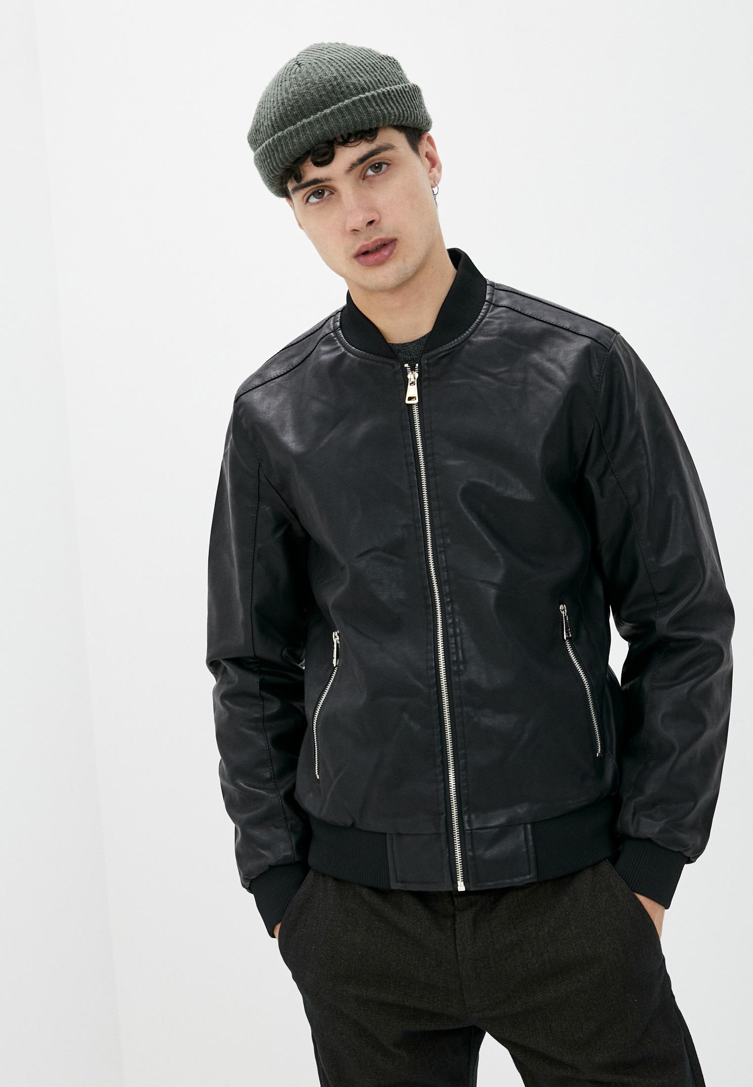 Кожаная куртка Tony Backer (Тони Беккер) B010-P-1821