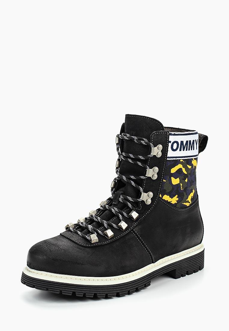 Мужские ботинки Tommy Jeans EM0EM00183