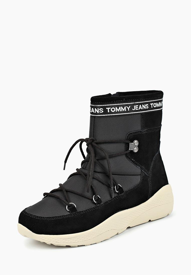 Полусапоги Tommy Jeans EN0EN00364