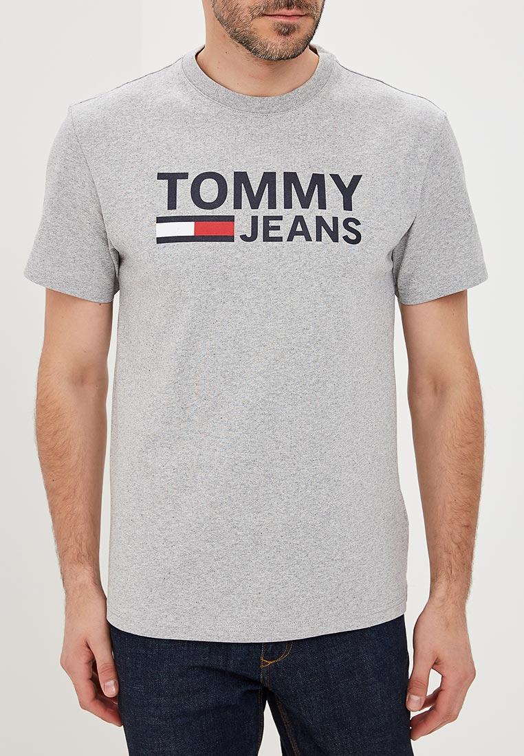 Футболка с коротким рукавом Tommy Jeans DM0DM04837
