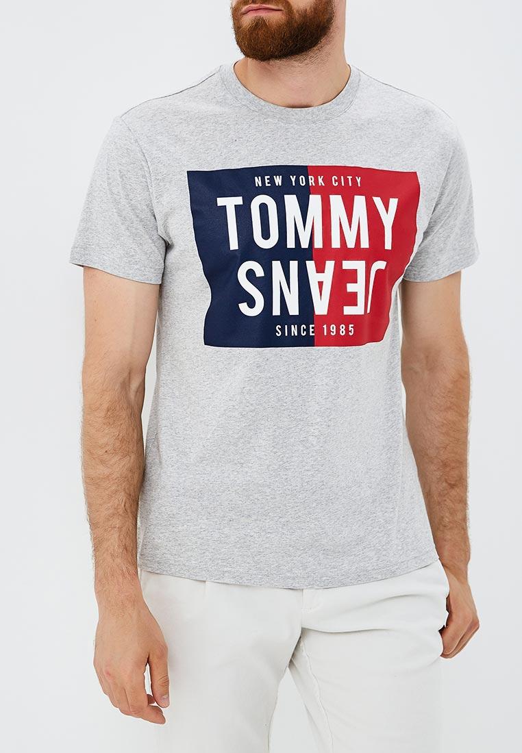 Футболка с коротким рукавом Tommy Jeans DM0DM04538