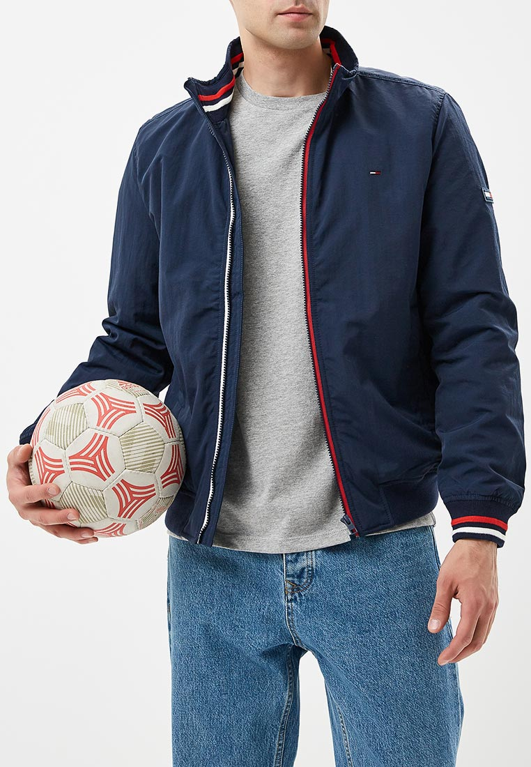 Утепленная куртка Tommy Jeans DM0DM05283