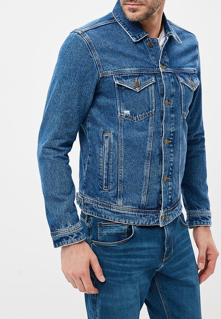Джинсовая куртка Tommy Jeans DM0DM04789
