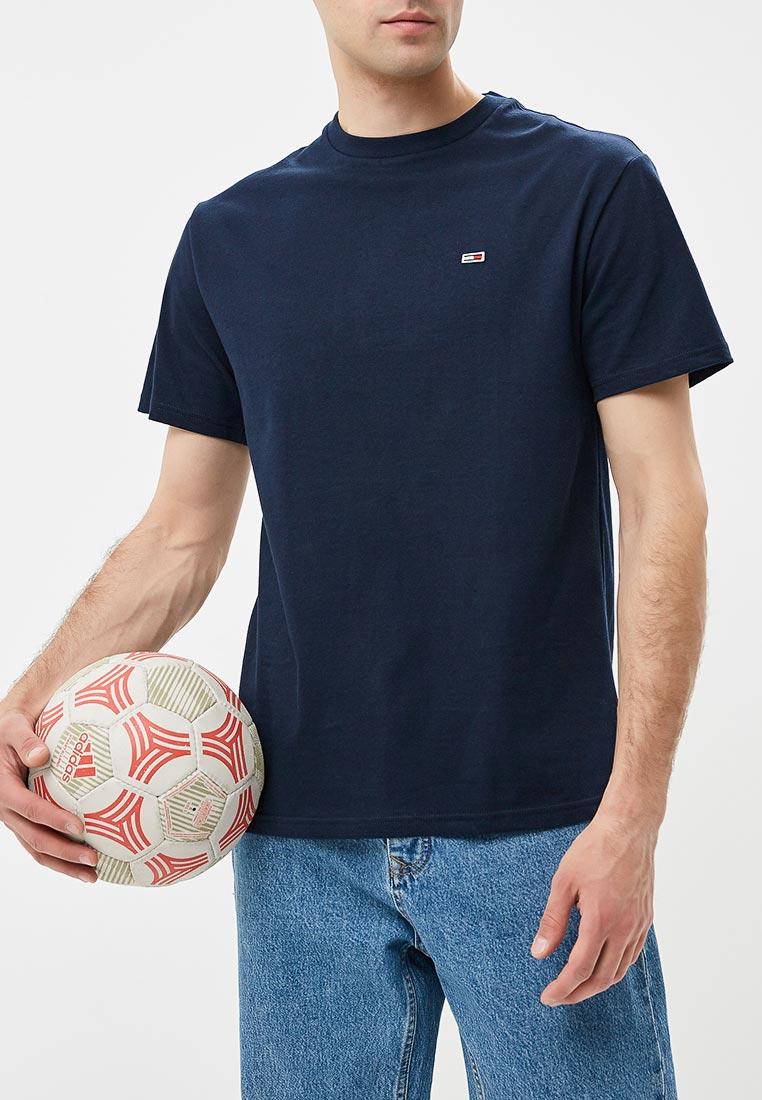 Футболка с коротким рукавом Tommy Jeans DM0DM04574