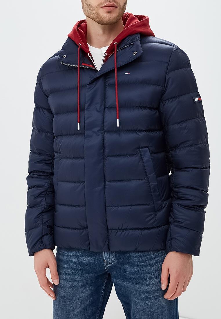 Утепленная куртка Tommy Jeans DM0DM05011