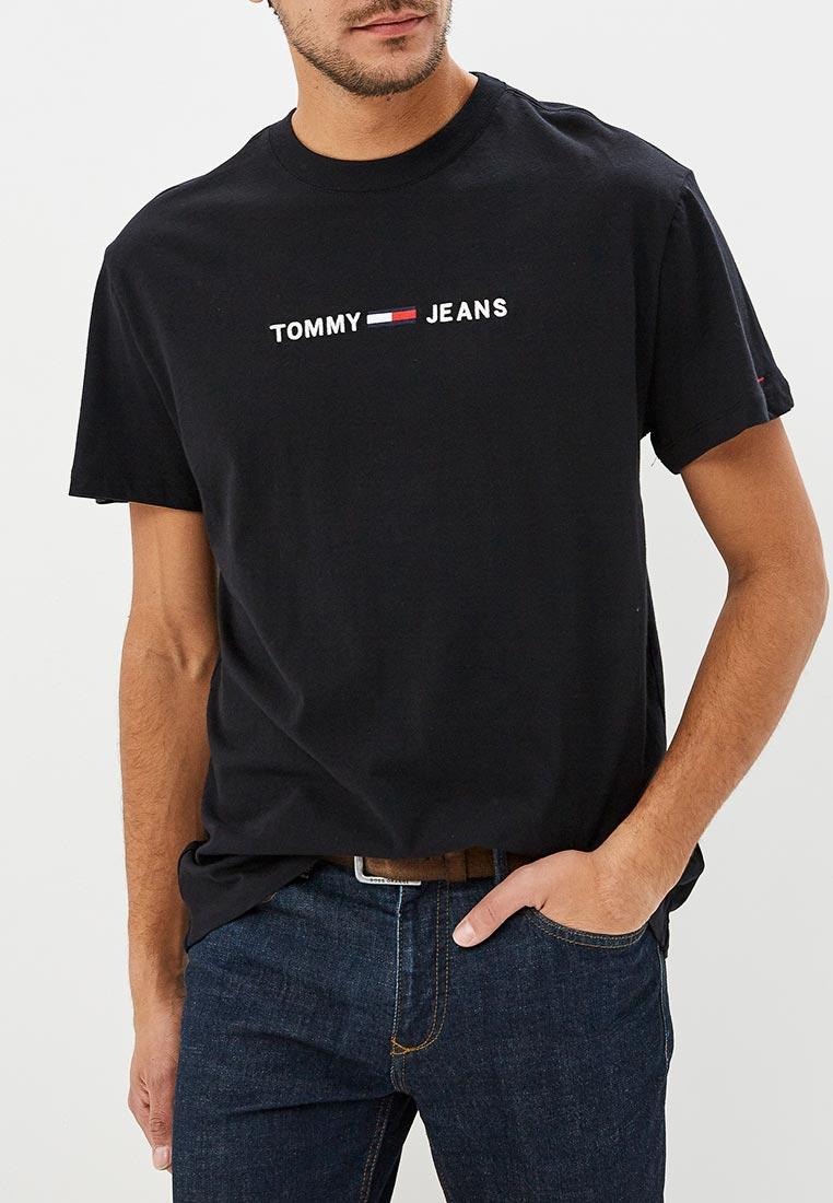Футболка с коротким рукавом Tommy Jeans DM0DM05125