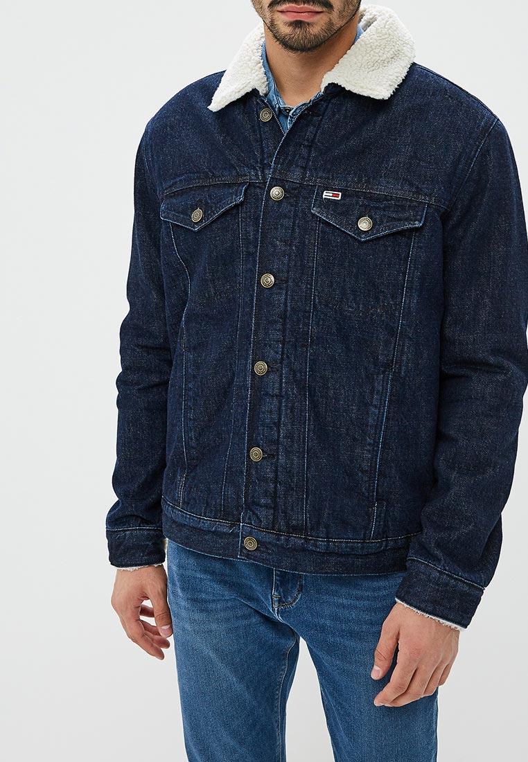 Джинсовая куртка Tommy Jeans DM0DM05182