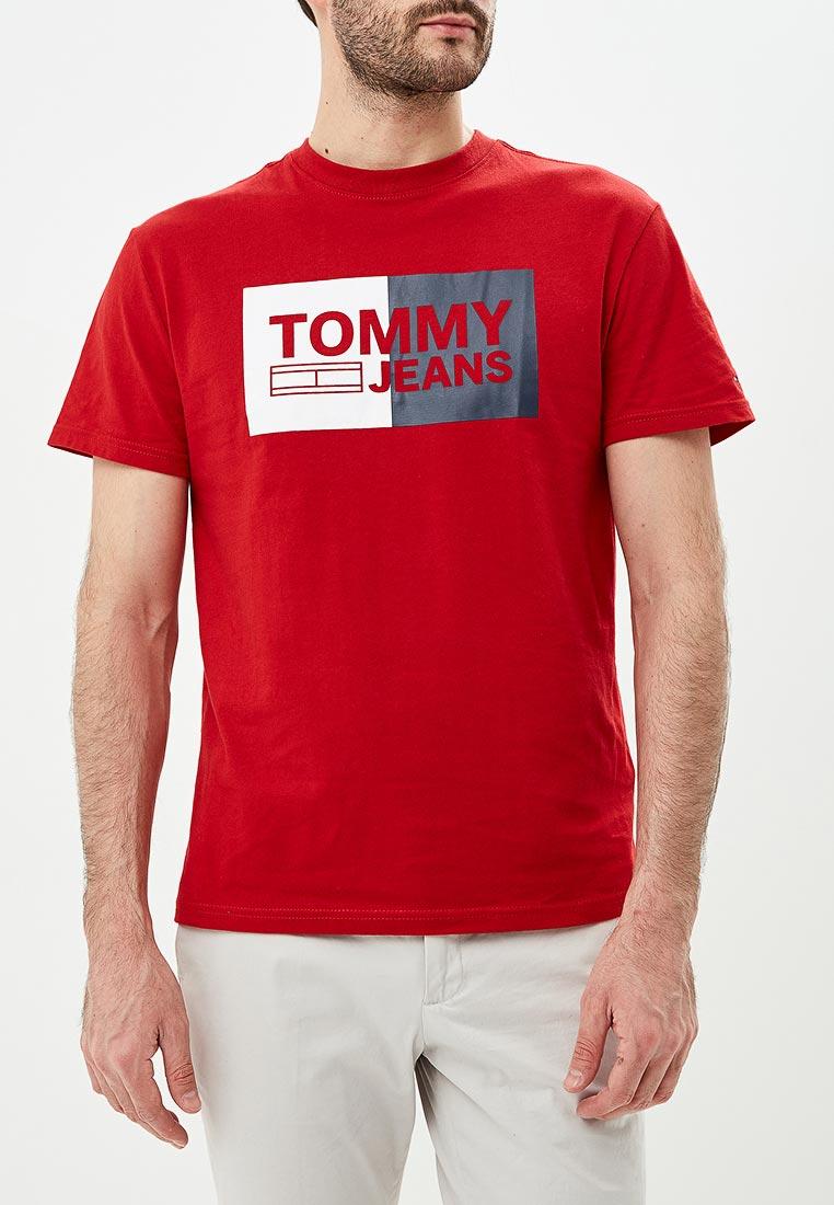 Футболка с коротким рукавом Tommy Jeans DM0DM05549